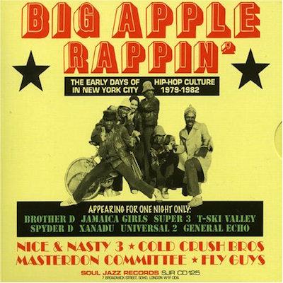 BIG APPLE RAPIN