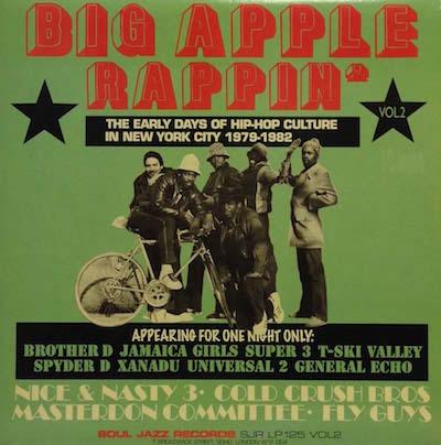 BIG APPLE RAPIN2