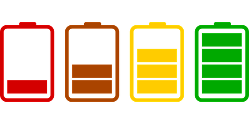 ZNT電池残量