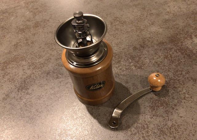 カリタ コーヒーミル09