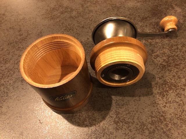 カリタ コーヒーミル07