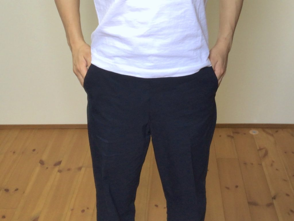 ユニクロU シアサッカー10