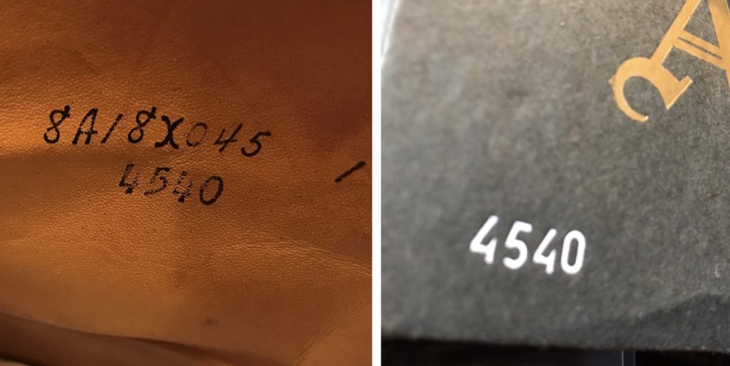 オールデン タンカーブーツ35