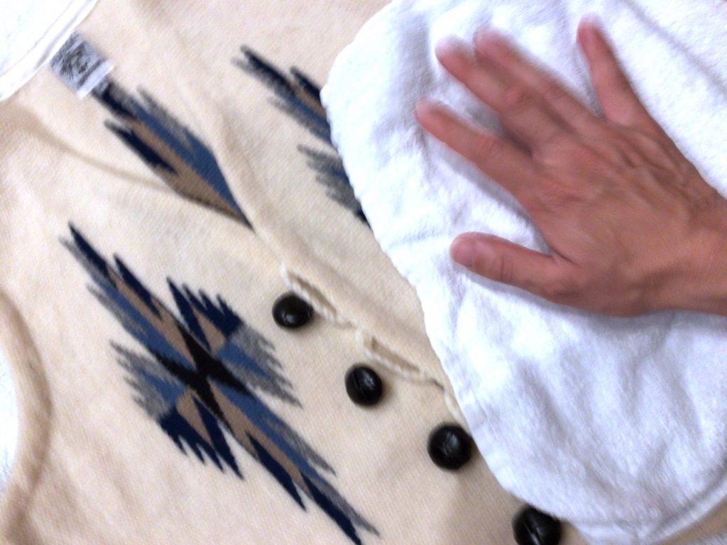 オルテガ ベスト 洗濯 18