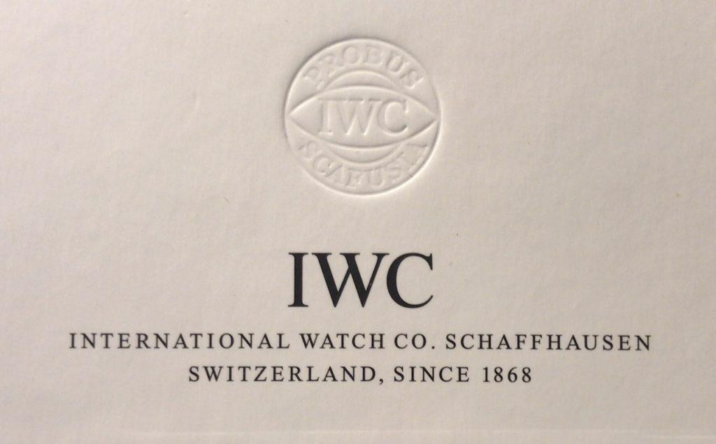 IWC 001
