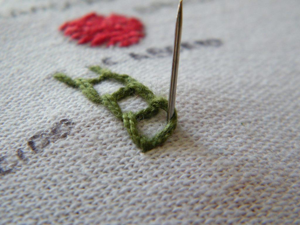 刺繍・手縫い