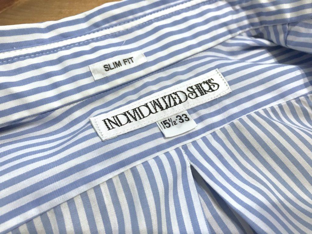 インディビジュアライズドシャツ06