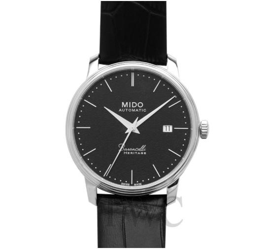 シンプル時計 MIDO 01