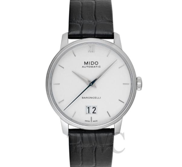 シンプル時計 MIDO 02