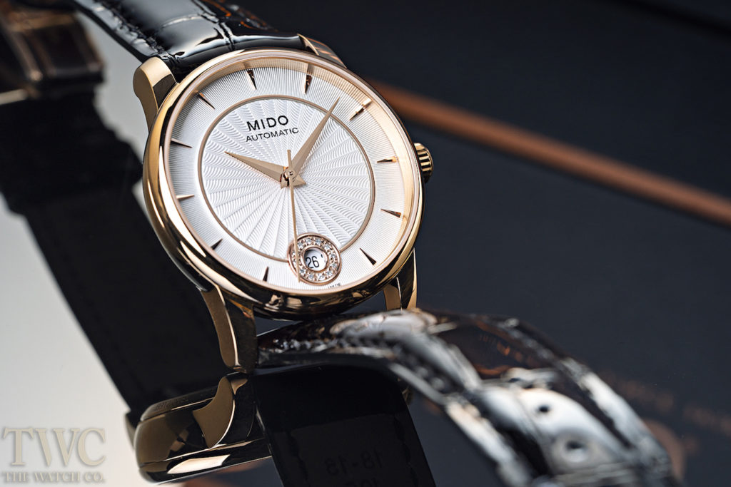 シンプル時計 MIDO 07
