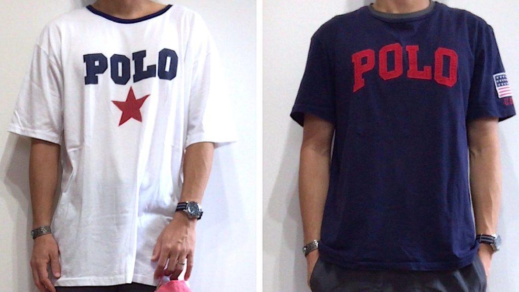 POLO Tシャツ10