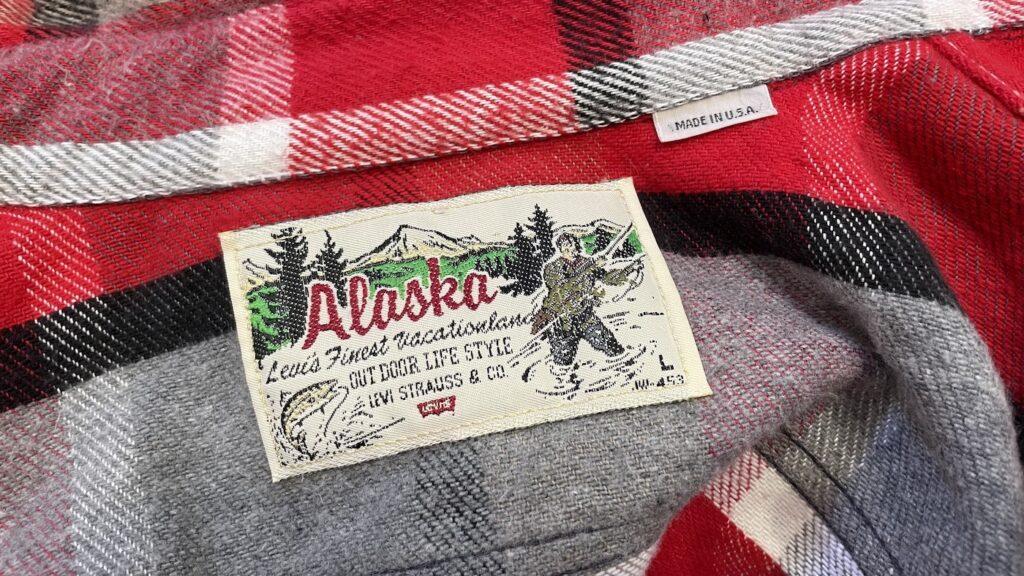 alaska アラスカシャツ 14