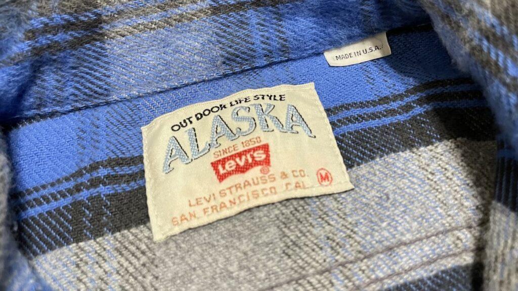 alaska アラスカシャツ 08